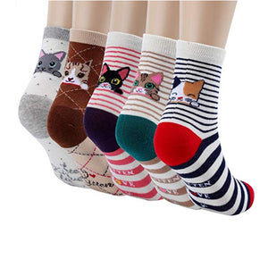 Fashion | Best Selling Kitten Socks