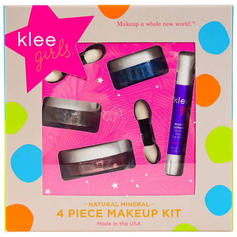 Klee Girls 4-Piece Makeup Starter Kit