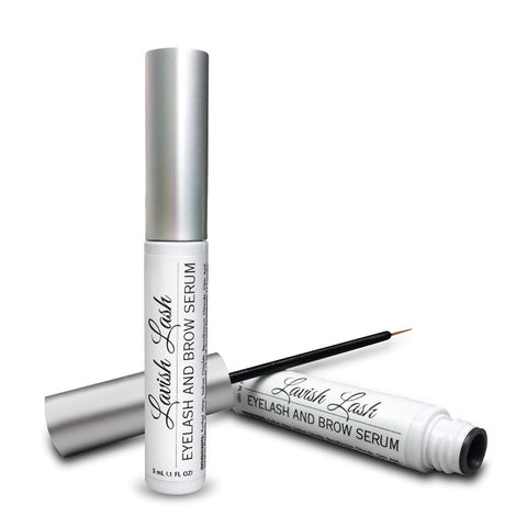 Lavish Lash Eyelash Growth Enhancer & Brow Serum