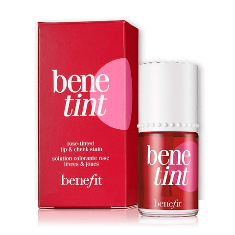 BENEFIT COSMETICS Rose Tinted Lip and Cheek Stain