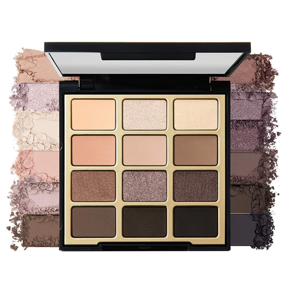 Makeup |  Milani Soft & Sultry Eyeshadow Palette