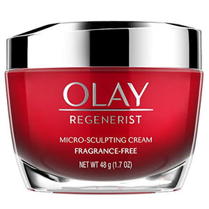 Anti-Aging Face Moisturizer Cream by Olay Regenerist  Makeup My Way