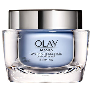 Face Mask Gel by Olay Masks Overnight Facial Moisturizer