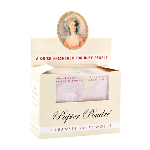 Skincare |  Papier Poudre Oil Blotting Papers