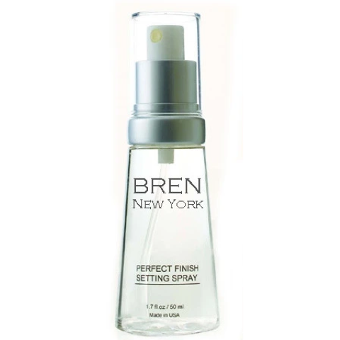Perfect Finish Setting Spray For Mineral Makeup Bren New York Cosmetics