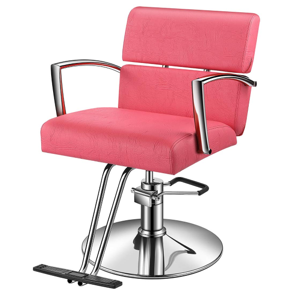 Salon Hydraulic Styling Chair Beauty Equipment Chair For Hair Stylist