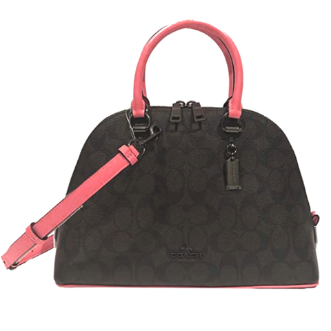Coach Handbags and Purses | Katy Satchel In Signature Canvas