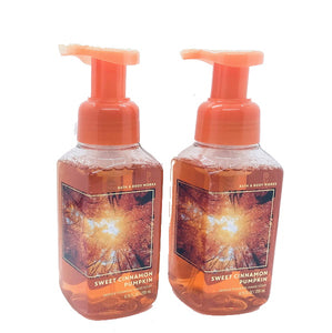 Bath & Body Works Sweet Cinnamon Pumpkin Gentle Foaming Hand Soap