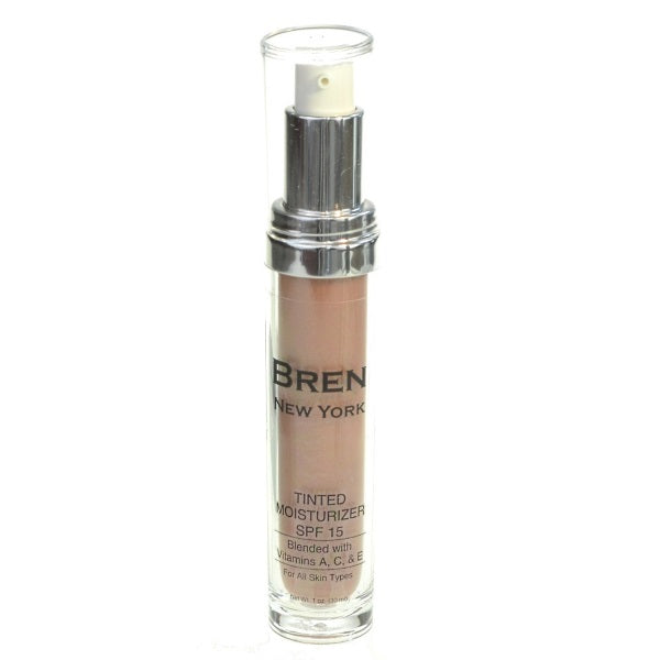 Bren New York Tinted Moisturizer | Makeup My Way