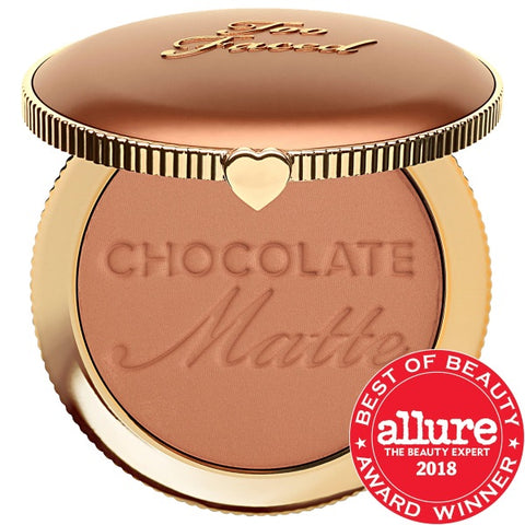 Bronzer | TOO FACED Chocolate Soleil Matte Bronzer