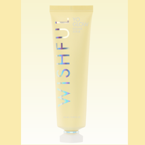 Wishful Yo Glow Enzyme Scrub by Huda Beauty