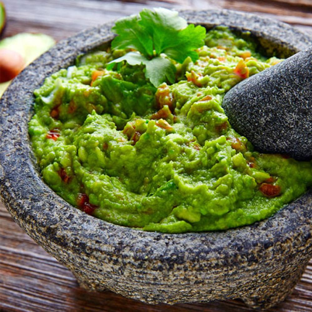 Who doesn't like guacamole?
