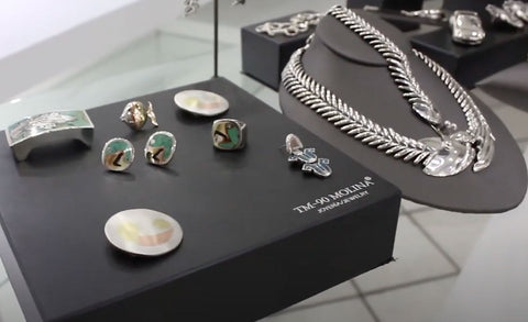 Marco Molina Jewelry at Nueve Sterling