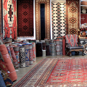 Rug Shop in the United States