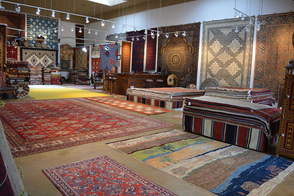 Barkat Rugs Showroom