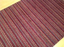 Load image into Gallery viewer, Beautiful Oriental Gabbeh Striped Design Lovely Handknotted Real Wool Handmade Unique Rug