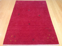 Load image into Gallery viewer, Beautiful Handloomed Gabbeh Traditional Contemporary Design Real Wool Classy Amazing Unique Rug