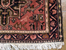 Load image into Gallery viewer, Persian Runner Traditional HandKnotted Hand-Made Runner-Rug100-Percent Wool