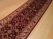 Load image into Gallery viewer, Afghan Ziegler Design Oriental Chobi Hand-Knotted 100-Percent Wool Runner-Rug