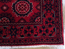 Load image into Gallery viewer, Fine Khal Mohammadi Afghani Tribal Handmade Splendid Real Wool Amazing Turkmen Rug