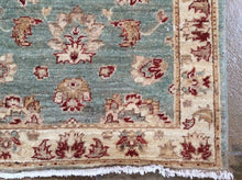 Load image into Gallery viewer, Fine Oriental Peshawar Chobi Oushak Design 100-Percent Wool Runner-Rug