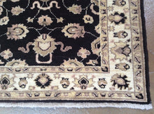 Load image into Gallery viewer, Afghan Oriental Chobi Ziegler Design Hand-Knotted 100-Percent Wool Runner-Rug