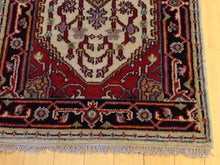 Load image into Gallery viewer, Persian Traditional Tribal Heriz/Serapi Design 100-Percent Wool Runner-Rug