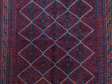 Load image into Gallery viewer, Oriental Afghan Multi Tech Weaving Tribal Soumak Real Wool Amazing Unique Rug