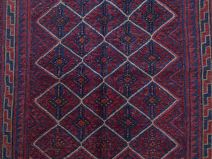 Oriental Afghan Multi Tech Weaving Tribal Soumak Real Wool Amazing Unique Rug