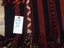 Load image into Gallery viewer, Kurdish Runner Tribal Design Hand-Knotted Hand-Woven 100-Percent Wool