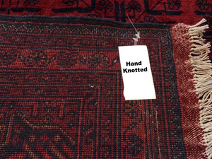Fine Oriental Afghan Khal Mohammadi Turkoman Splendid Handknotted Classy Amazing Unique Rug