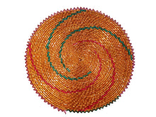 Load image into Gallery viewer, Hand-Woven Southwestern Modern Design Basket Handmade 14 Inches Weave Brbal-21