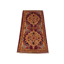 Load image into Gallery viewer, Stunning Interior-Decorator Traditional Peshawar Chobi Lovely Handmade Best Handknotted Real Wool Rug