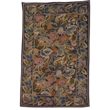 Load image into Gallery viewer, Chain-Stitched Kashmiri Handmade Wool Rug (Size 3.0 X 5.0) Brral-5214