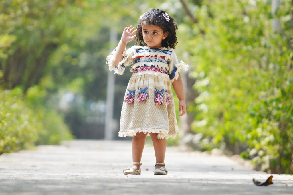 Shop for Wondermom Evening Wear for girls Online in India in our ethical fashion store and kids wear blog where you can find designer dresses and trendy, stylish clothes for girls and boys of age 2-12 years old