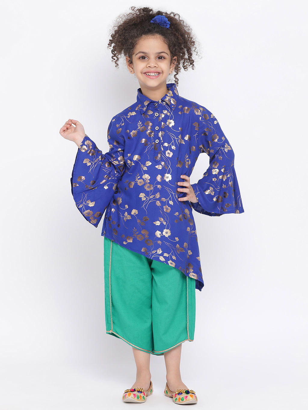 Viti Kurtra Pajama Set for girl