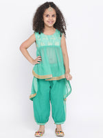 Carina Top And Salwar set for girl