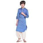 William Blue Kurta Pajama for Boys