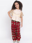 kurta salwar set for girl