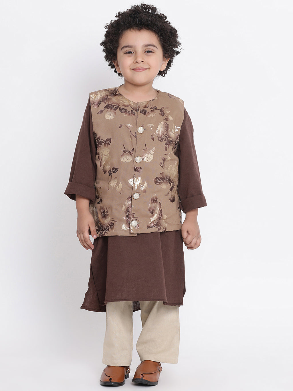 Zayn Kurta Pajama Set For Boys