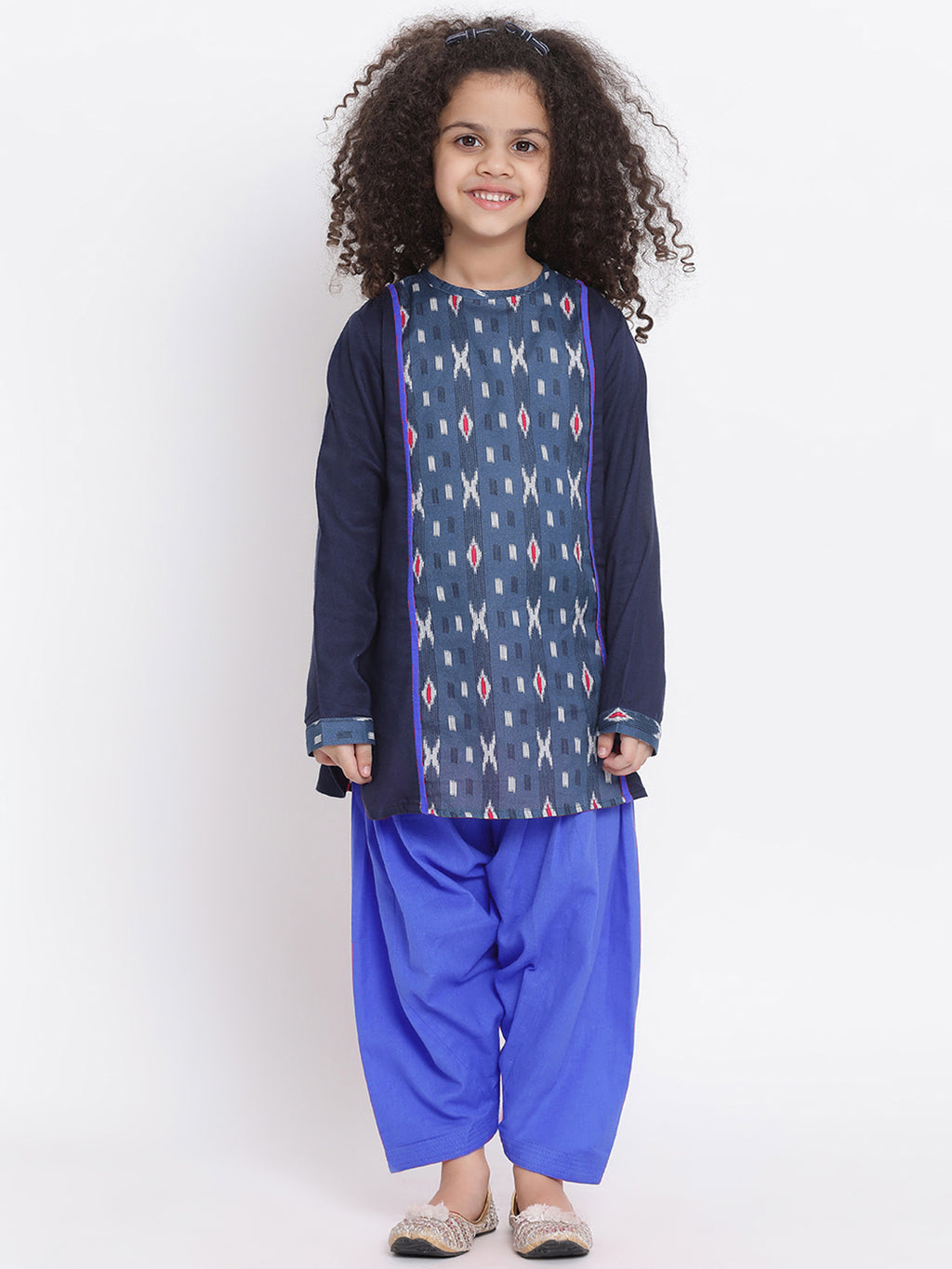 Tejal1 Kurta with Salwar set for Girls