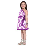 Afraa-1 Pink Frock for Girls