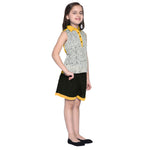 Tereza Yellow Shirt & Short for Girls