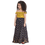 Lehnega Choli Set for girl