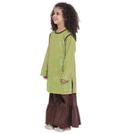 Kurta with Sharara set for Girls