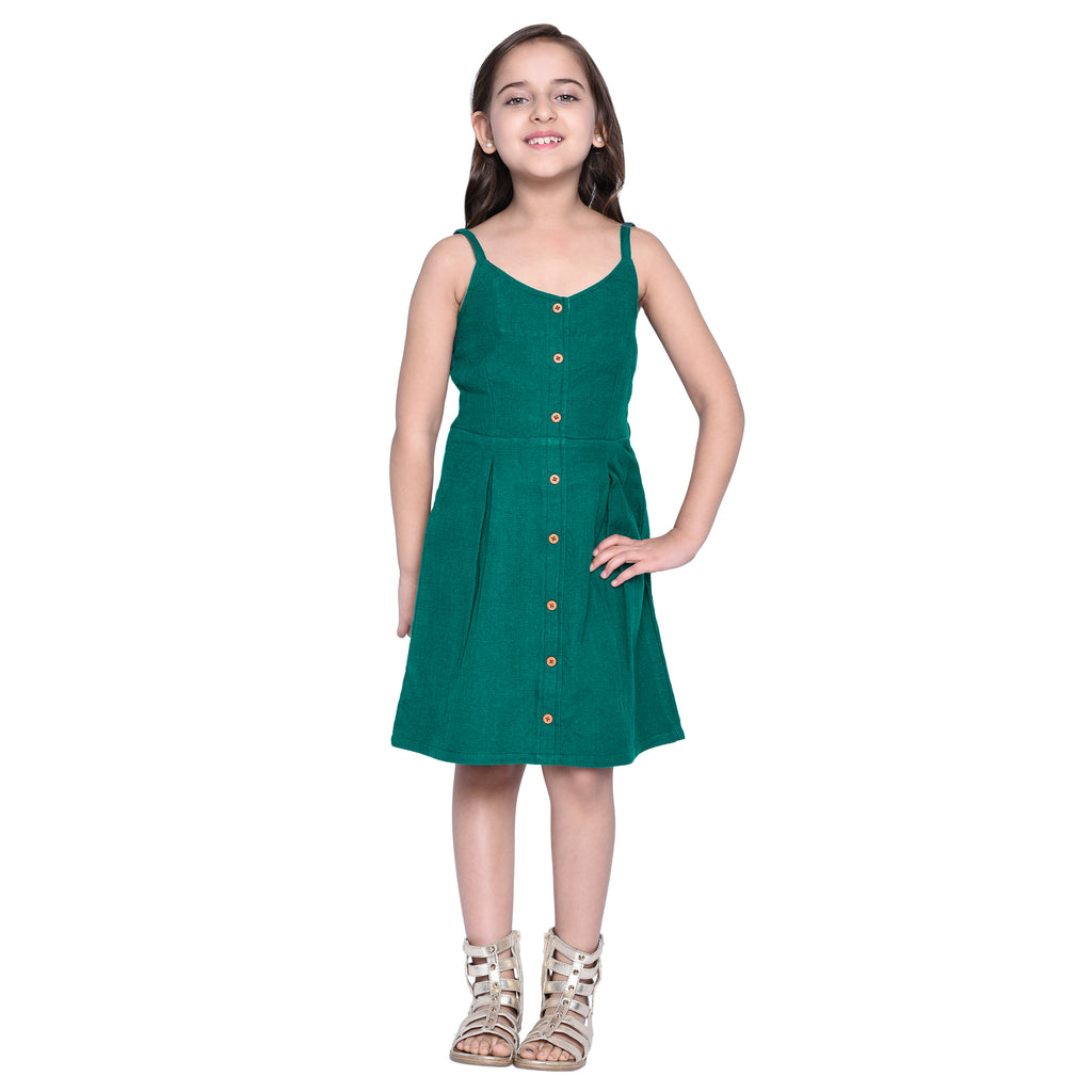 Matilda4 Jade Dress for Girls