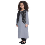 Kurta pajama with shrug for Girls
