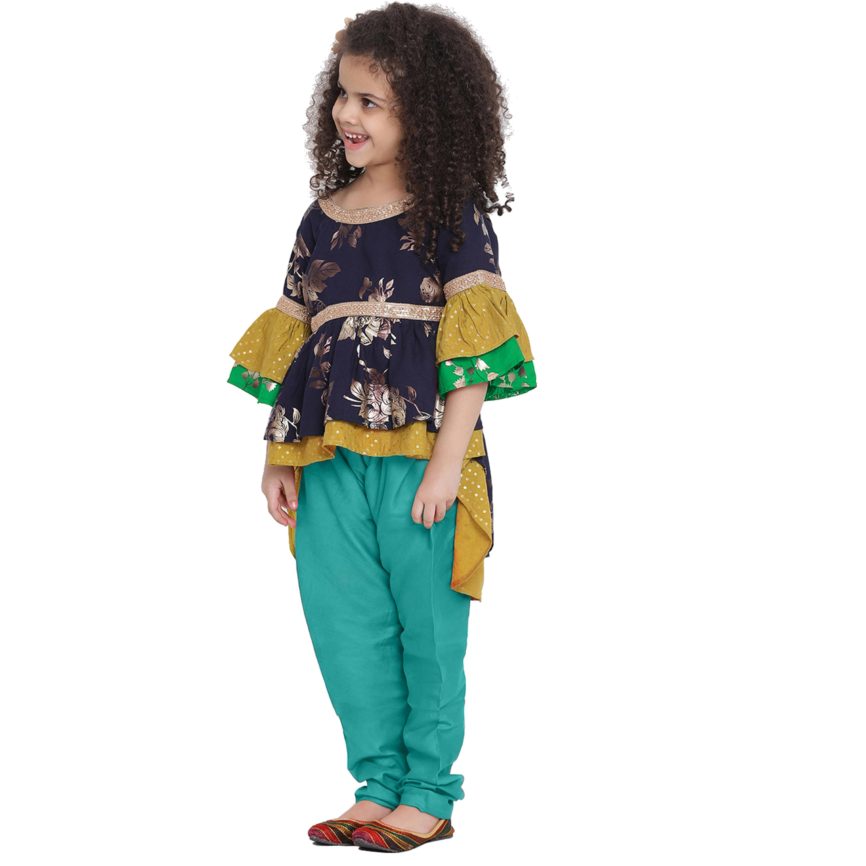 Kurta with Pajama set for Girls