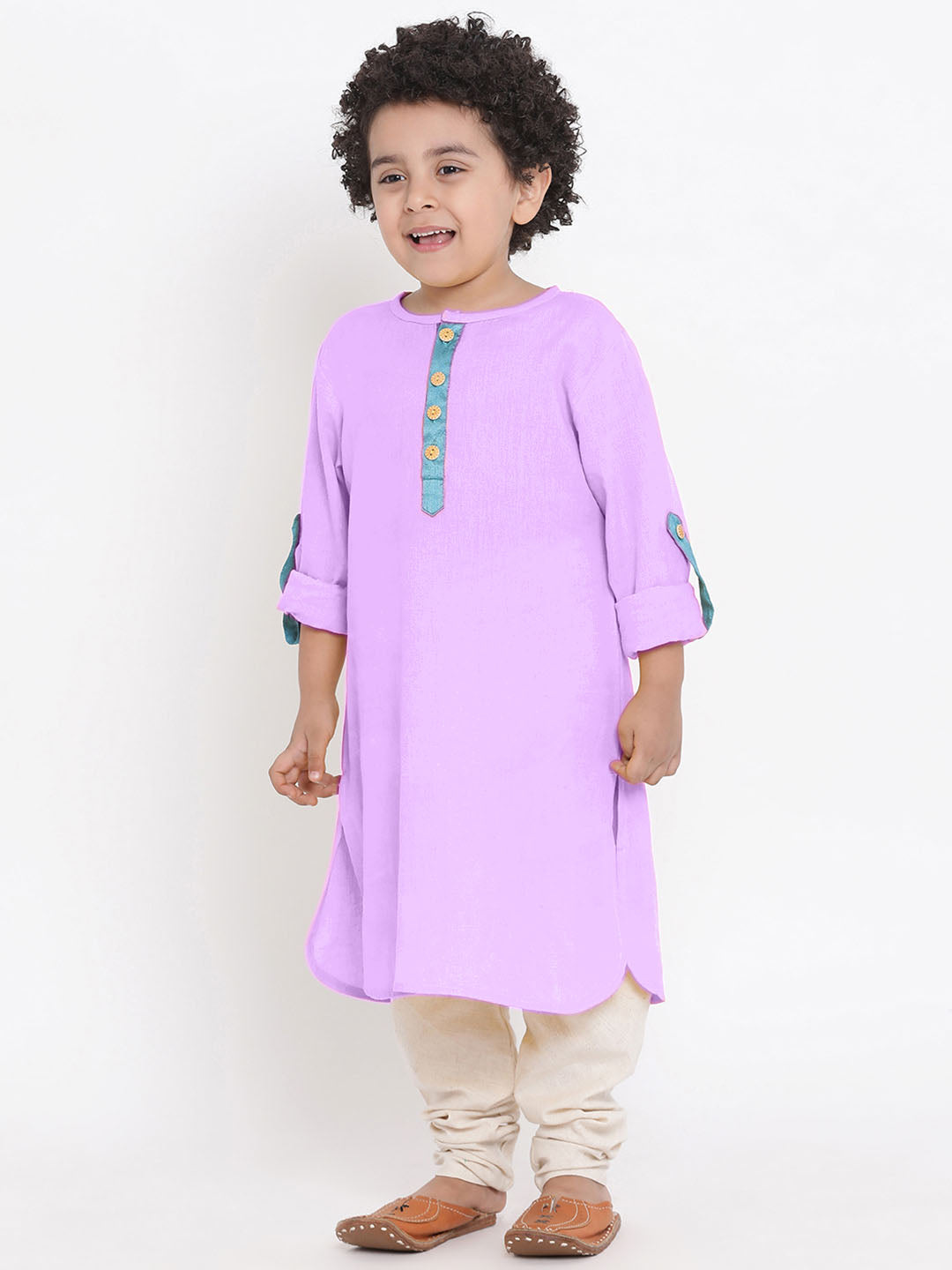 Karthik4 Kurta Pajama Set For Boys
