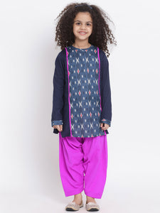 Tejal3 Kurta with Salwar set for Girls